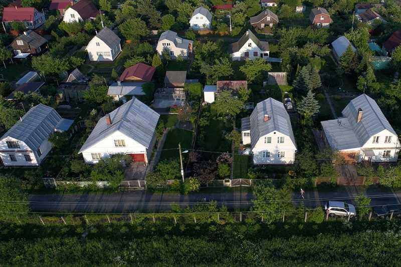 Дом и земля станут единым объектом недвижимости