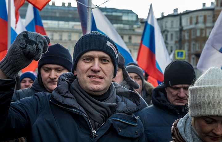 ЕСПЧ выявил нарушения прав Алексея Навального при задержании во время акции протеста
